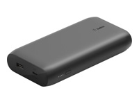 Belkin BOOST CHARGE - Banque d'alimentation - 20000 mAh - 30 Watt