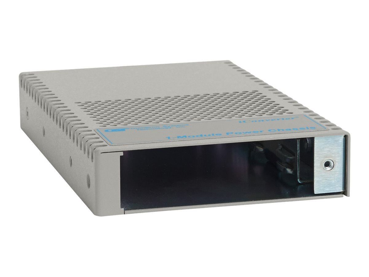 Omnitron iConverter 1-Module Chassis - power supply