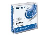 Sony LTX-1500G - LTO Ultrium 5 - 1500 Go / 3 To