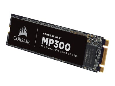 CORSAIR Force Series SSD MP300 240GB M.2 PCI Express 3.0 x2 (NVMe)