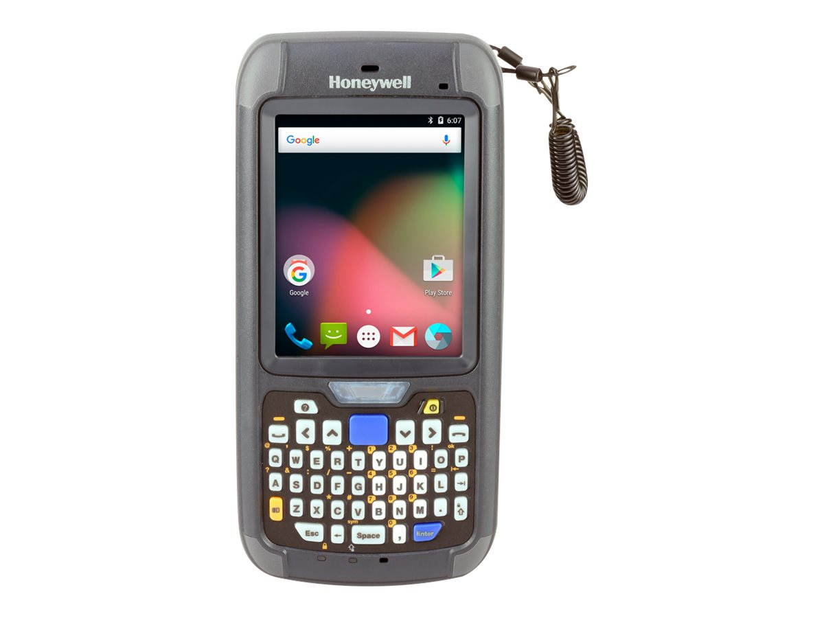 """Honeywell CN75 - data collection terminal - Android 6.0 (Marshmallow) - 16 GB - 3.5"""""""