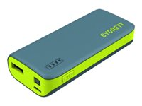 Cygnett ChargeUp Sport Power bank 4400 mAh 1 A (USB)