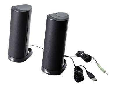 Dell AX210 - speakers - for PC