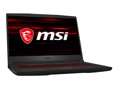 MSI GF65 9SD 251 Thin Core i5 9300H / 2.4 GHz Windows 10 Home 8 GB RAM 256 GB SSD NVMe