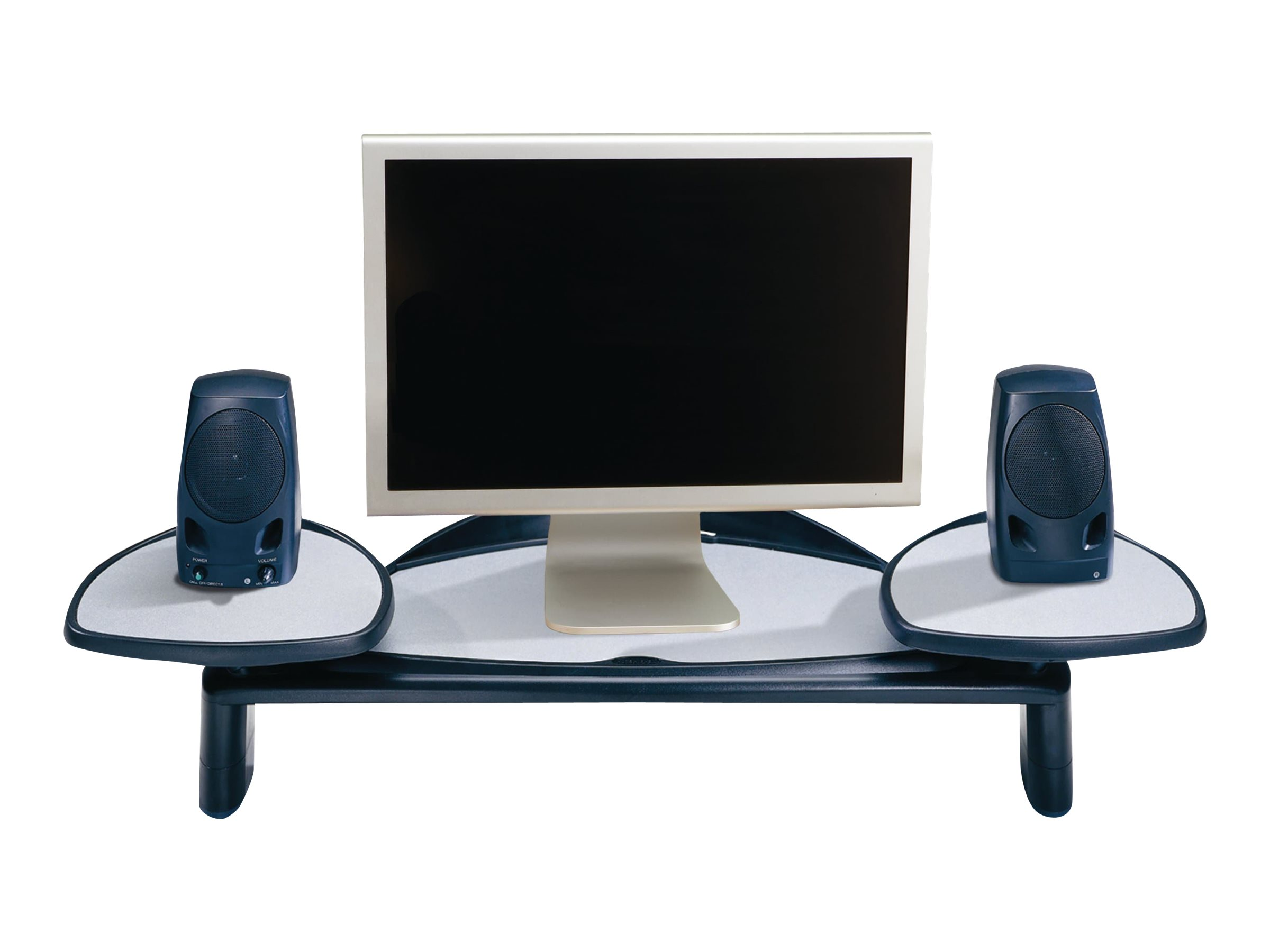 Kensington Flat Panel Monitor Stand with SmartFit System - stand