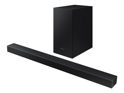Samsung HW-T450 Sound bar system 2.1-channel wireless Bluetooth 200 Watt (total)