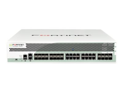 Fortinet FortiGate 1500DT - UTM Bundle - security appliance - with 3 years FortiCare 24X7 Comprehensive Support + 3 yea…