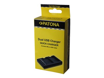 Dual Quick-Charger