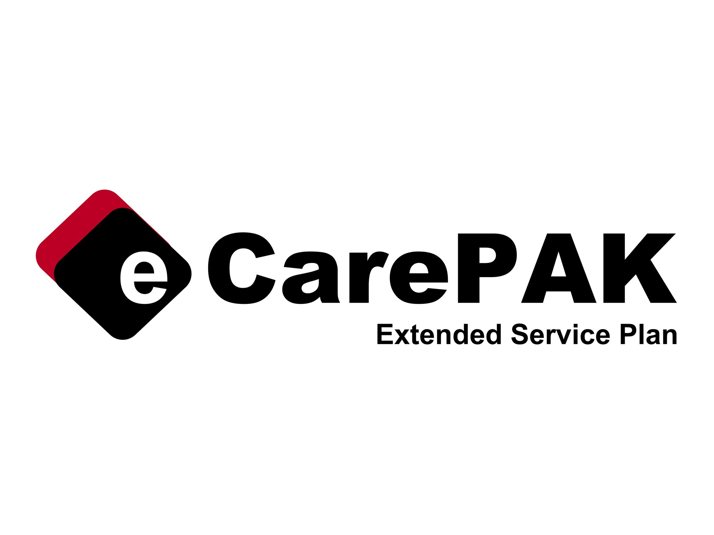 Canon eCarePAK Extended Service Plan On-Site Service Program - extended service agreement - 9 months - on-site