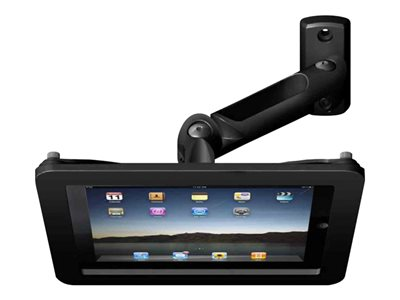 Compulocks Executive Swing Arm iPad 9.7INCH Wall Mount Black