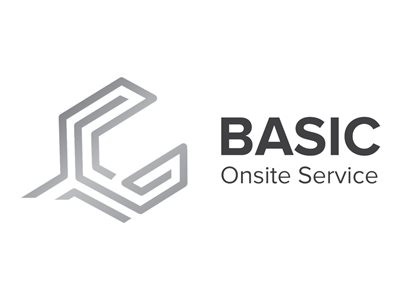 Fujitsu Basic Post-Warranty Extended service agreement parts and labor 1 year on-site