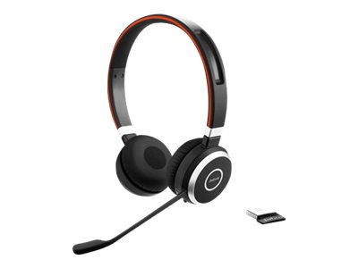 Jabra Evolve 65 MS stereo - headset