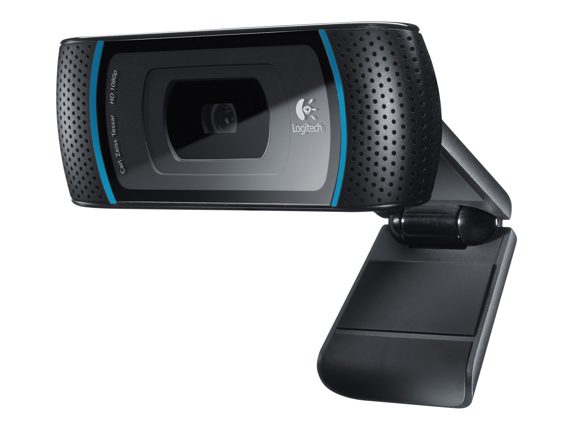 Logitech B910 HD Webcam - Web-Kamera - Farbe - 5 MP - 1280 x 720 - Audio