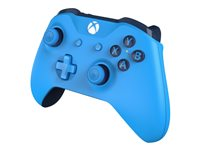 Microsoft Xbox Wireless Controller Gamepad wireless Bluetooth solid blue
