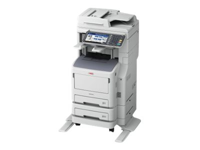 OKI MB770+ Multifunction printer B/W LED Legal (8.5 in x 14 in) (original)