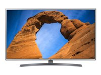 "LG 49LK6100PLB - 49"" Class LED TV - Smart TV - webOS, ThinQ AI - 1080p (Full HD) 1920 x 1080 - HDR - direct-lit LED"