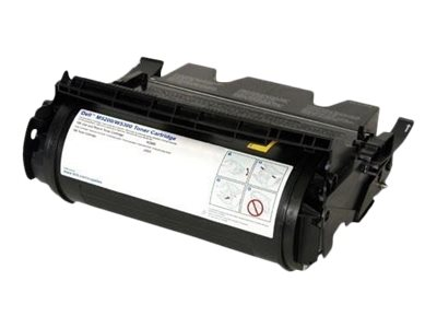 Dell - High Capacity - Schwarz - Original - Tonerpatrone Use and Return - für Workgroup Laser Printer 5210n, 5310n