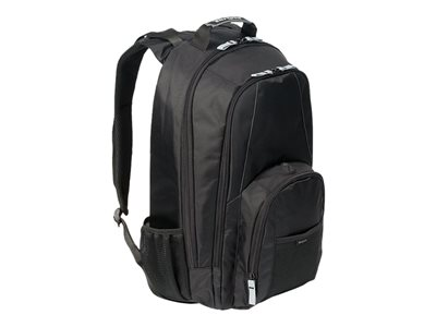 Targus Groove Backpack Notebook carrying backpack 17INCH black