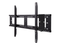ViewSonic WMK-047-2 - Wall mount for LCD display - mounting interface: 400 x 200 mm - for ViewSonic CDE4320, CDE5010, CDE5510, CDE6520, CDX5562; ViewBoard IFP6560, IFP7560, IFP8670
