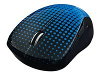 Verbatim Wireless Notebook Multi-Trac Blue LED Mouse Mouse blue LED 5 buttons wireless