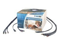 C2G Velocity HDTV Connection Kit - video / audio cable kit - HDMI / DVI / audio