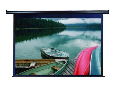 Elite SilverMAX Series Projection screen ceiling mountable, wall mountable motorized