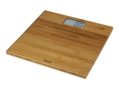 American Weigh Scales EcoWeigh 330ECO Bathroom scales bamboo