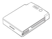 Zebra - External battery pack - for Zebra ET51, ET56, ET56 Enterprise Tablet