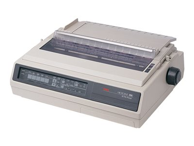 OKI Microline 395 Printer B/W dot-matrix  360 dpi 24 pin up to 610 char/sec