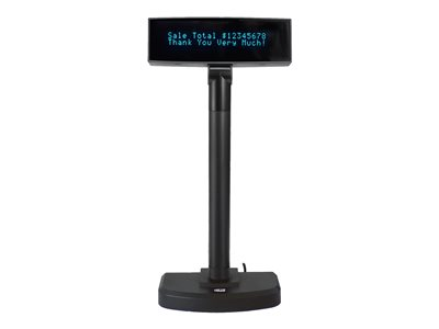 Adesso APD-100 Customer display stationary 700 cd/m² RS-232, USB USB,
