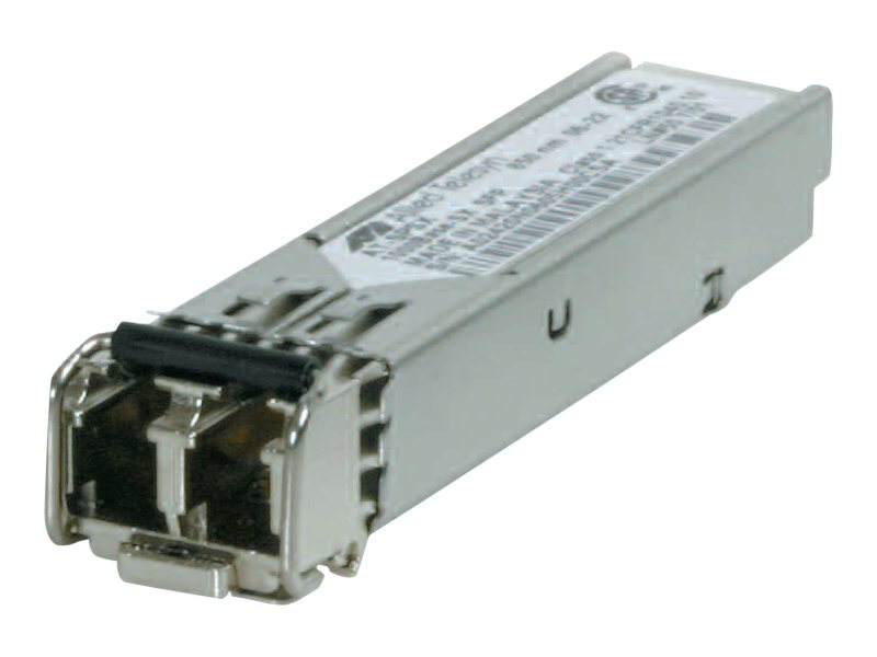 Allied Telesis AT SPSX - SFP (Mini-GBIC)-Transceiver-Modul - Gigabit Ethernet - 1000Base-SX