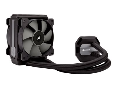 CORSAIR Hydro Series H80i v2 High Performance Liquid CPU Cooler Processors flydende kølesystem