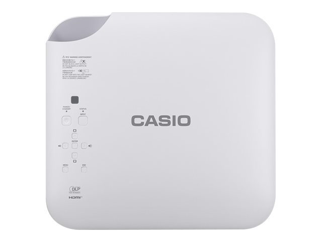 Image of Casio Superior XJ-S400WN - DLP projector