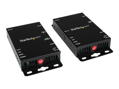 StarTech.com HDMI over CAT5 HDBaseT Extender - RS232 - 4K - 330 ft (100m) - Video/Infrarot/Serieller Extender - Ethernet, HDMI