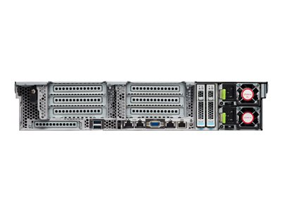 Cisco UCS C240 M5 Rack Server (Small Form Factor Disk Drive Model) -  rack-mountable - no CPU - 0 MB