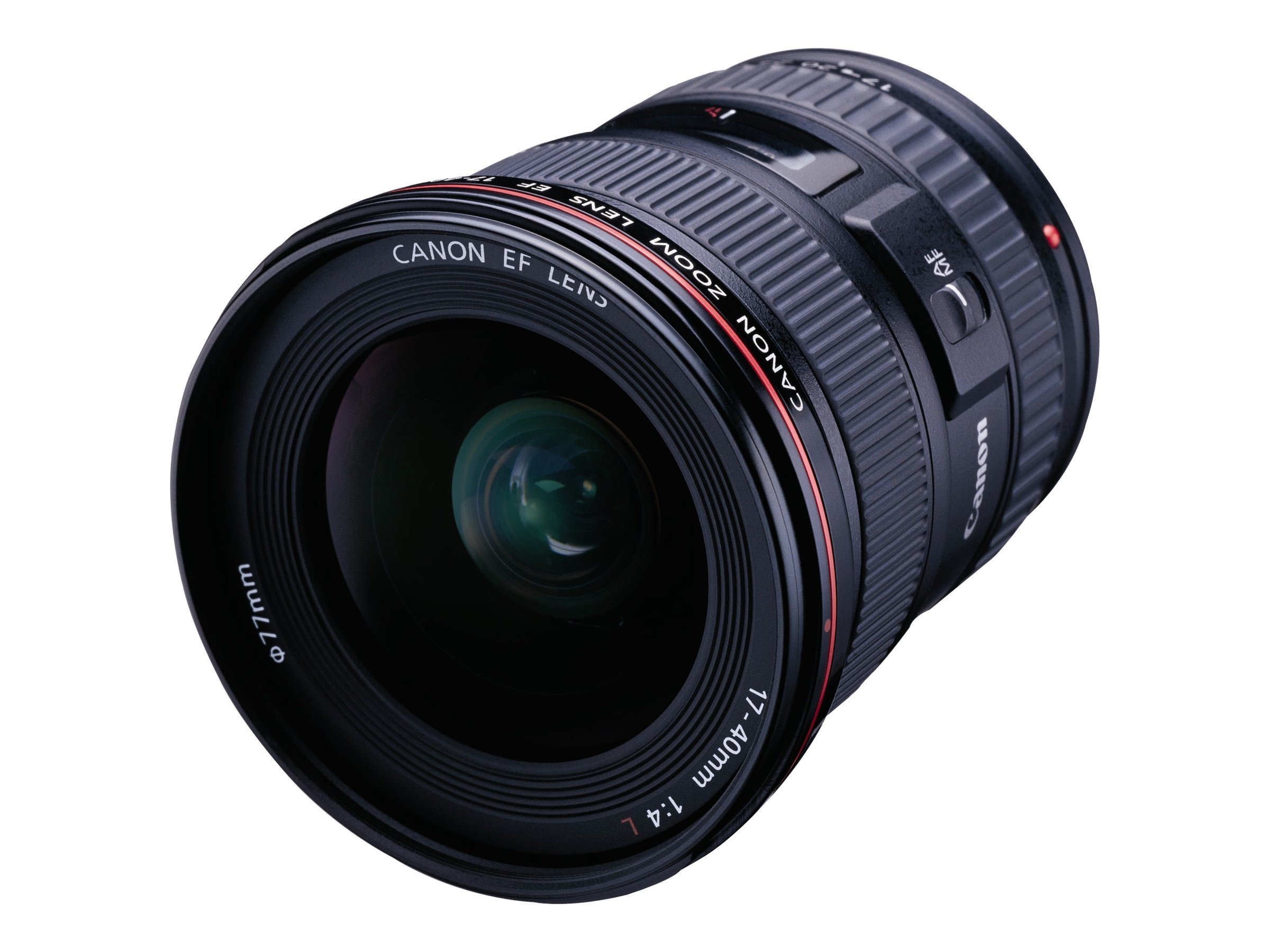 Canon EF - Weitwinkel-Zoom-Objektiv - 17 mm - 40 mm - f/4.0 L USM - Canon EF