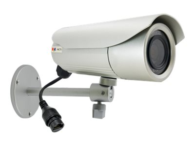 ACTi E41 Network surveillance camera vandal / weatherproof color (Day&Night) 1 MP