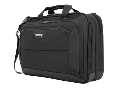 Targus Corporate Traveler Bæretaske  14' 1680D balistisk nylon Sort