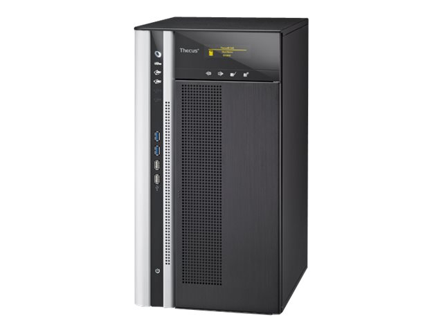 Thecus Technology TopTower N10850 - NAS-Server - 10 Schächte - SATA 3Gb/s - HDD - RAID 0, 1, 5, 6, 10, 50, JBOD, 60