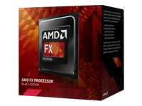 AMD Black Edition - AMD FX 8320E - 3.2 GHz - 8-core - 8 threads - Socket AM3+ - Box