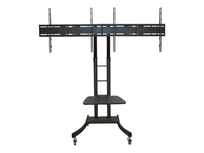 Mobile Dual TV Floor Stand PLASMA-M2000ED