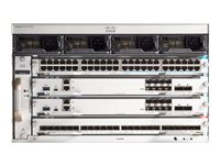 Cisco Catalyst 9404R Switch rack-mountable federal government