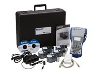 Brady BMP41 Electrical Starter Kit labelmaker monochrome thermal transfer Roll (1 in)