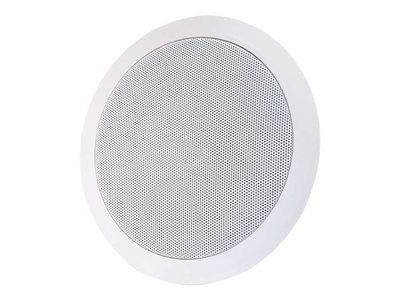 C2G 5in Ceiling Speaker Speaker 2-way white image