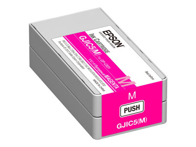 Epson GJIC5(M) Magenta original ink cartridge for Epson