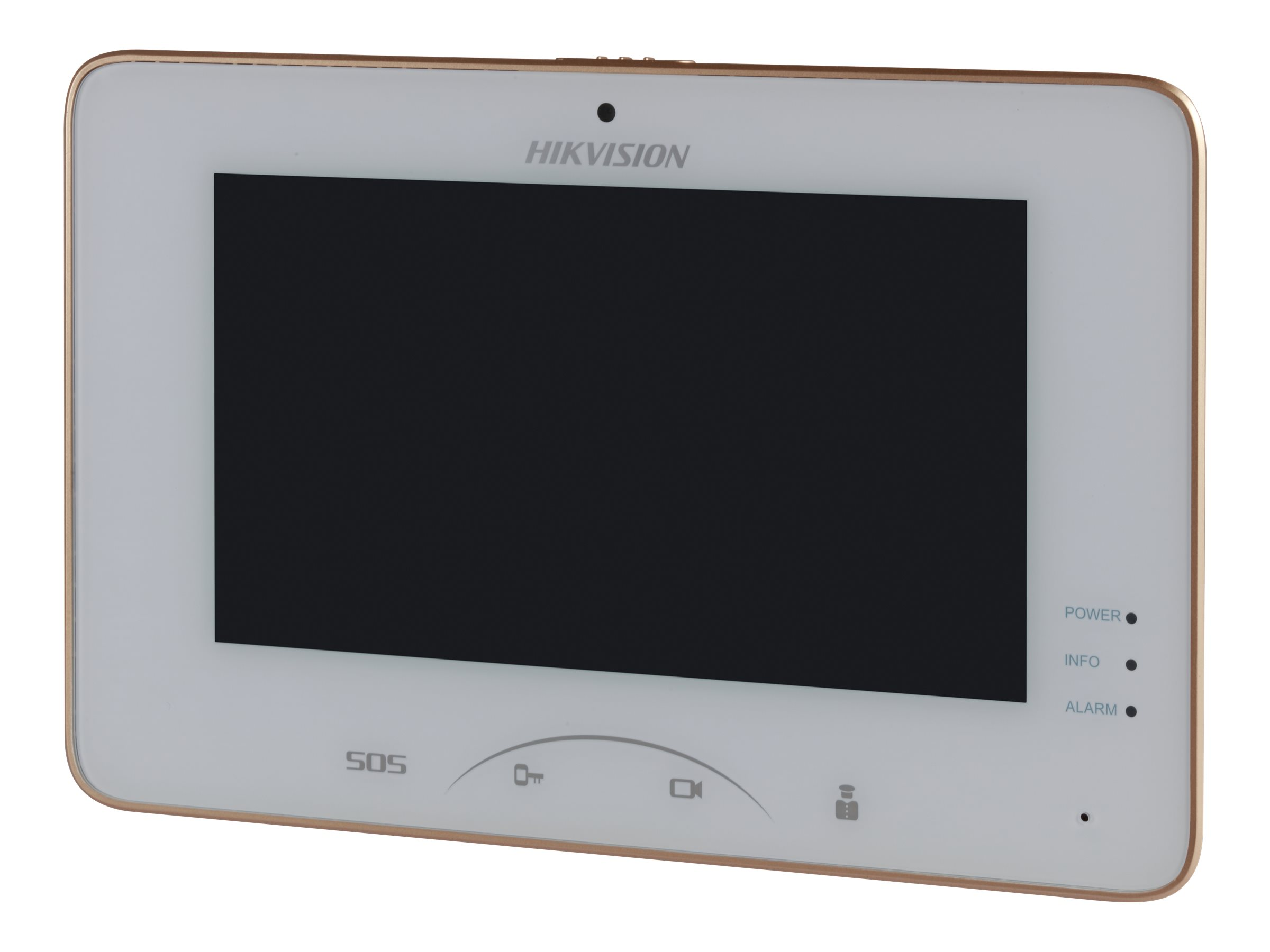 Hikvision DS-KH8301-WT Video Intercom Indoor Station - video intercom system - wired