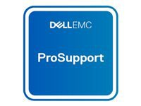 Dell 1Y Basic Onsite > 5Y ProSupport - Upgrage from [1Y Basic Onsite Service] > [5Y ProSupport Service] - Extended service agreement - parts and labor - 5 years - on-site - 10x5 - response time: NBD