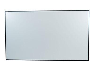 Draper Profile+ HDTV Format Projection screen wall mountable 92INCH (92.1 in) 16:9
