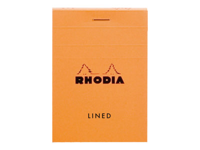 Blocs & Porte blocs RHODIA CLASSIC SMALL OFFICE - Bloc notes - A7 -  80 pages - quadrillé - 5x5