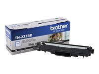Brother TN-223BK - Black - original - toner cartridge - for Brother DCP-L3550, HL-L3210, L3230, L3270, L3290, MFC-L3710, L3730, L3750, L3770